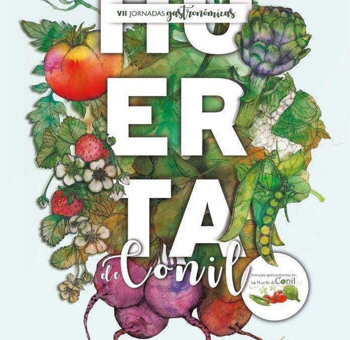VII Jornadas gastronómicas Huerta Conil