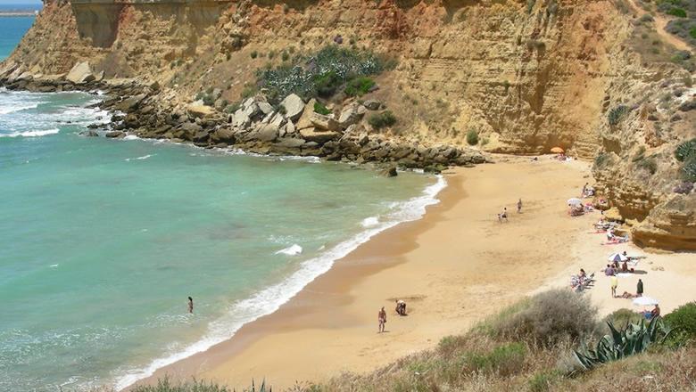 playa cala del quinto y camacho