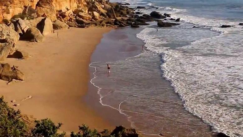 playa cala poniente conil de la frontera