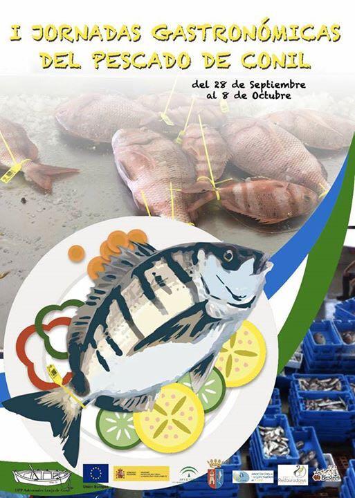 i jornadas gastronomicas del pescado de conil
