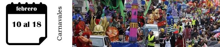 fiesta carnavales conil