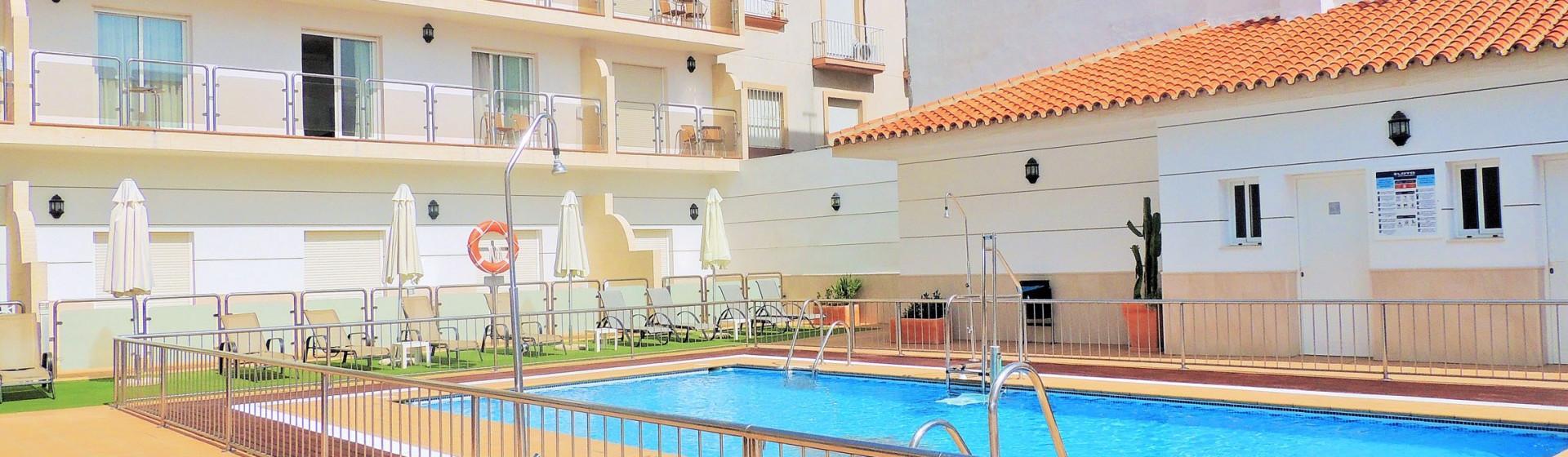 Apartamentos con Piscina en Conil